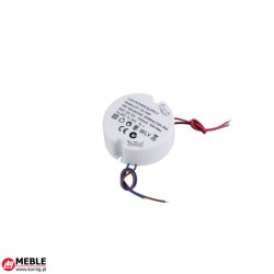 Zasilacz LED Puszkowy 15W