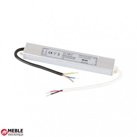 Zasilacz LED wodoodporny 30W