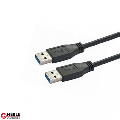 Kabel łączeniowy USB 3.0 A/A (1,8 m)