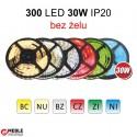 Taśma 300 LED 30W IP20
