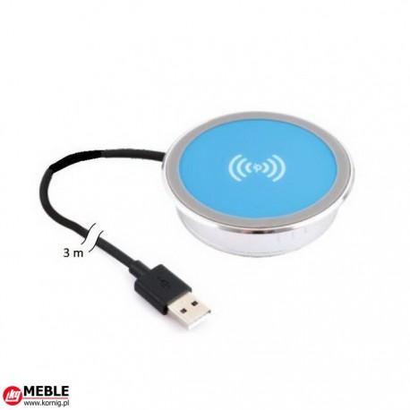 Ładowarka bezprzewodowa USB
