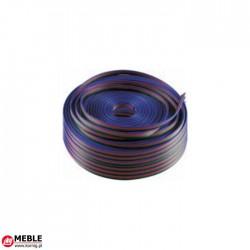 Przewód do RGB 4x0,32mm2  (100mb)