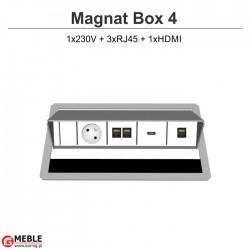 Magnat Box-4 230V+3xRJ45+HDMI