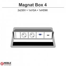 Magnat Box-4 2x230V+VGA+HDMI