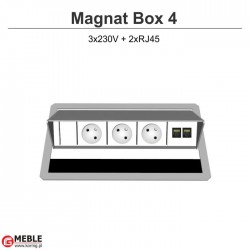 Magnat Box-4 3x230V+2xRJ45