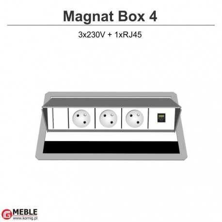 Magnat Box-4 3x230V+RJ45