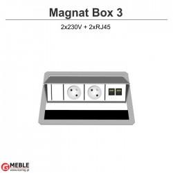 Magnat Box-3 2x230V+2xRJ45
