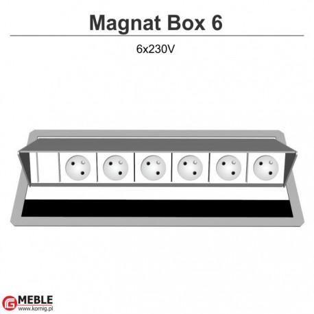 Magnat Box-6 6x230V