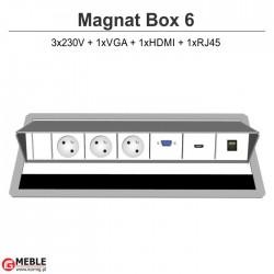 Magnat Box-6 3x230V+VGA+HDMI+RJ45