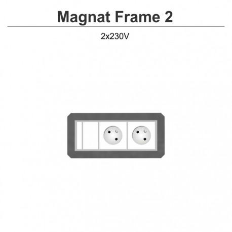 Magnat Frame-2 2x230V