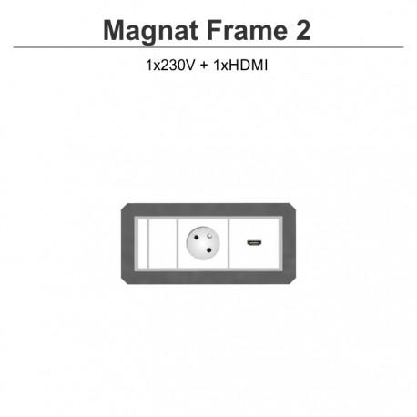 Magnat Frame-2 230V+HDMI