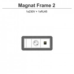 Magnat Frame-2 230V+RJ45