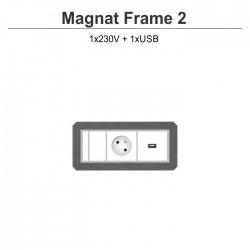 Magnat Frame-2 230V+USB