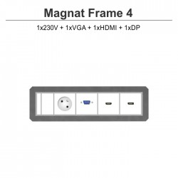 Magnat Frame-4 230V+VGA+HDMI+DP
