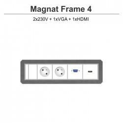 Magnat Frame-4 2x230V+VGA+HDMI