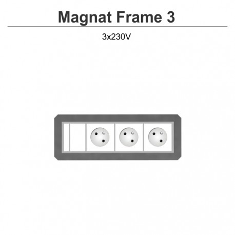Magnat Frame-3 3x230V
