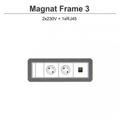 Magnat Frame-3 2x230V+RJ45