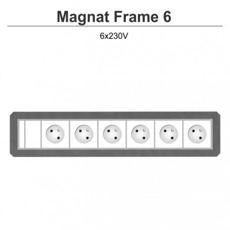 Magnat Frame-6 6x230V