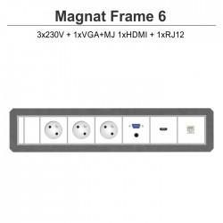 Magnat Frame-6 3x230V+VGA+HDMI+RJ12