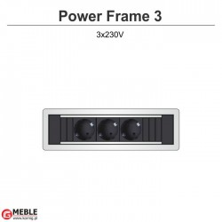Power Frame-3 3x230V