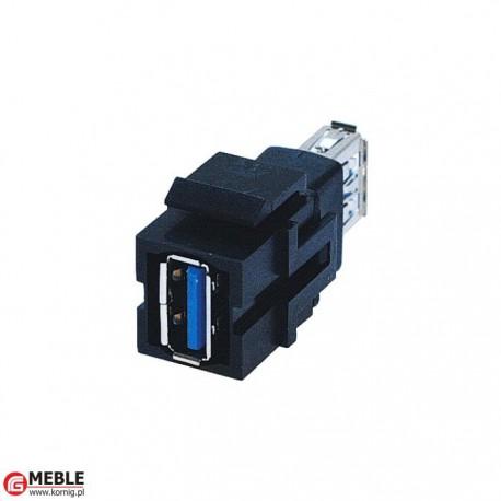 Moduł Keystone USB 3.0 AA
