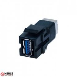 Moduł Keystone USB 3.0 AB