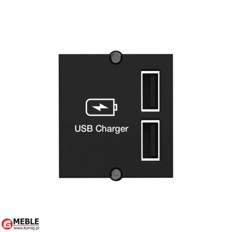 Moduł podwójna ładowarka USB 5V 2.4A