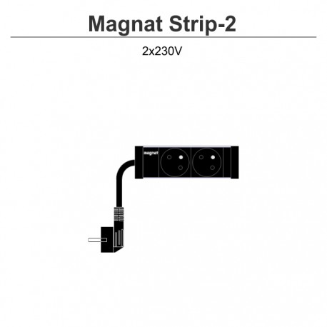 Magnat Strip-2 2x230V