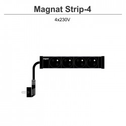 Magnat Strip-4 4x230V