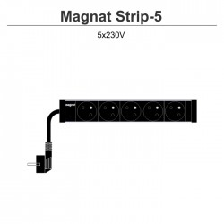 Magnat Strip-5 5x230V