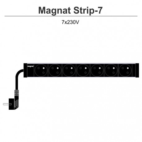 Magnat Strip-7 7x230V