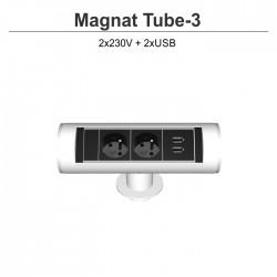 Magnat Tube-3 2x230V+2xUSB