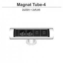 Magnat Tube-4 2x230V+2xRJ45