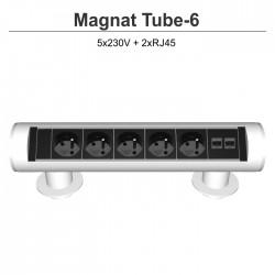 Magnat Tube-6 5x230V+2xRJ45