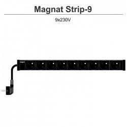 Magnat Strip-9 9x230V