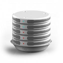 Stacja ładowania telefonów QI TOWER (nablatowa)