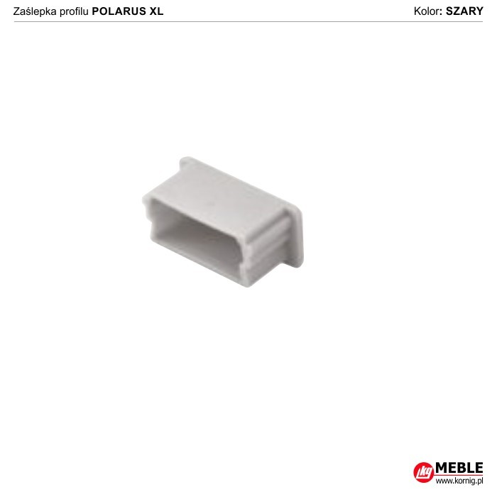 Zaślepka profilu Polarus XL