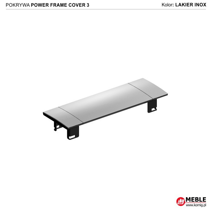 Power Frame Cover-3 lakier inox