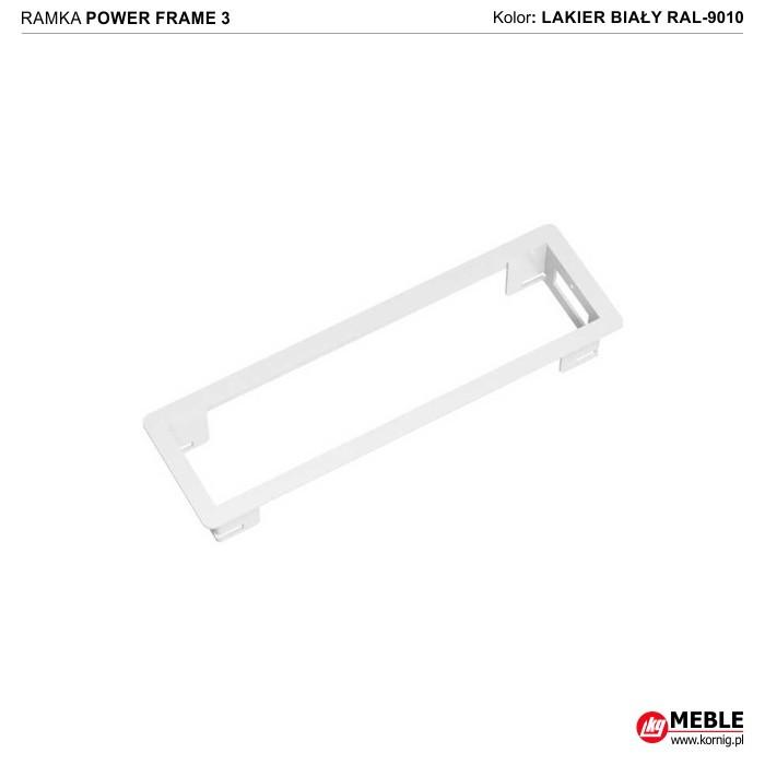 Power Frame-3 biały