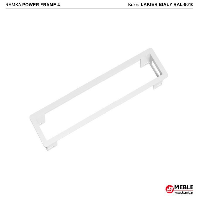 Power Frame-4 biały