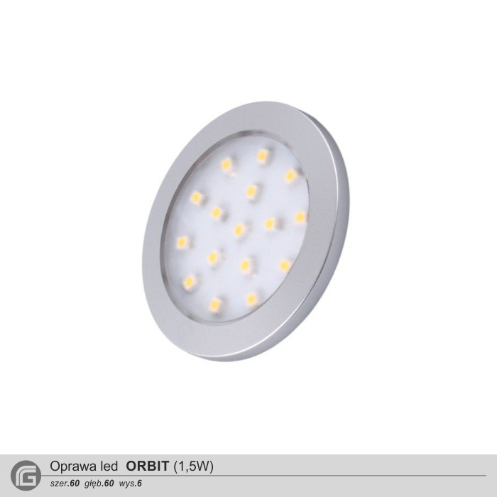 Oprawa led Orbit 1,5W