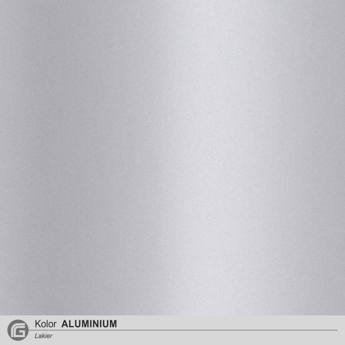 Aluminium lakier