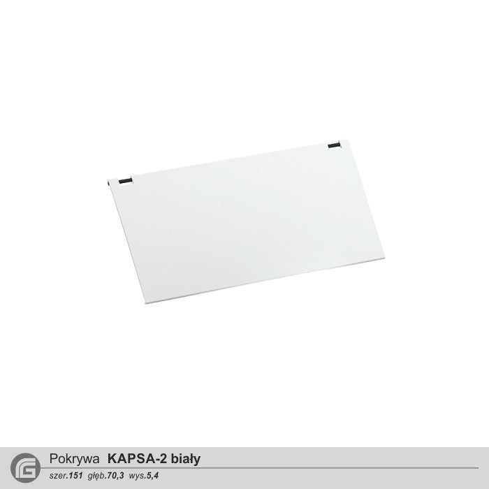 KAPSA-2 biały