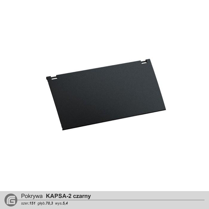 KAPSA-2 czarny