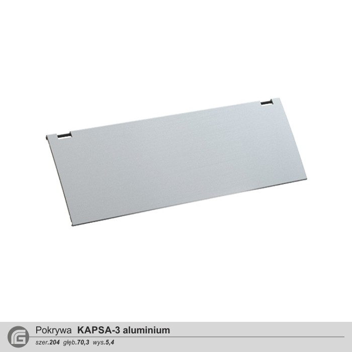 KAPSA-3 aluminium