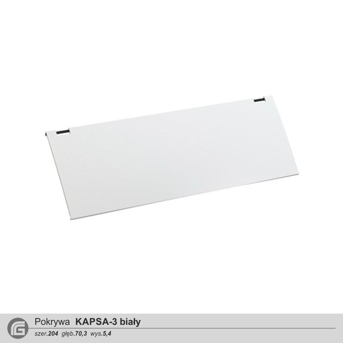 KAPSA-3 biały