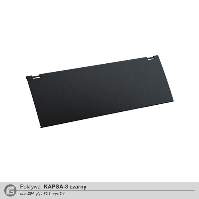 KAPSA-3 czarny