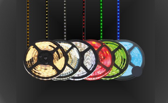 Krążki TAŚM LED